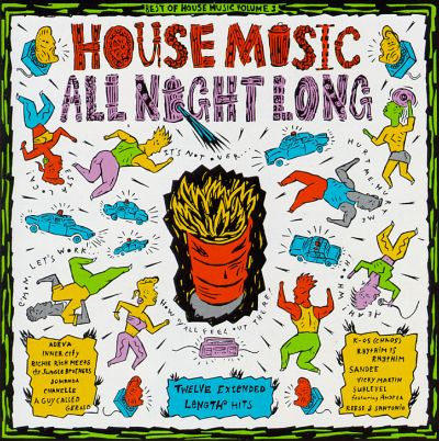 best of house music vol 3 house music all night long