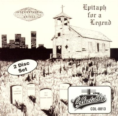 Epitaph For A Legend Various Artists Songs Reviews