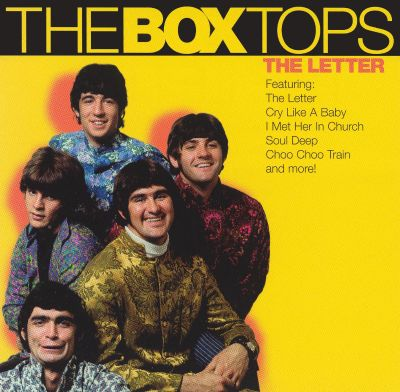 The Letter [BMG Special Products] - The Box Tops | Songs, Reviews ...