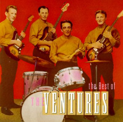 The Best Of The Ventures Liberty Emi The Ventures