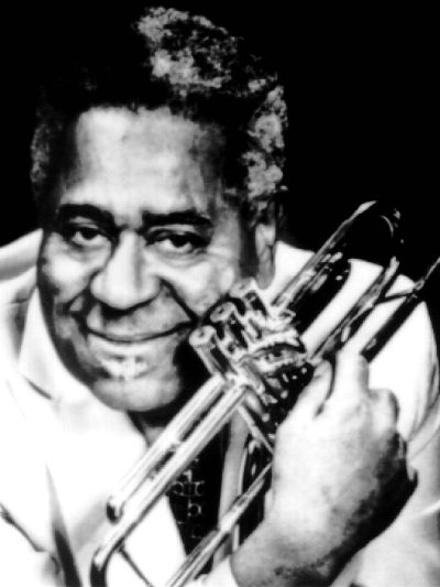 Dizzy Gillespie Freddie Hubbard Clark Terry Oscar Peterson Joe Pass Bobby Durham Ray Brown The Alter