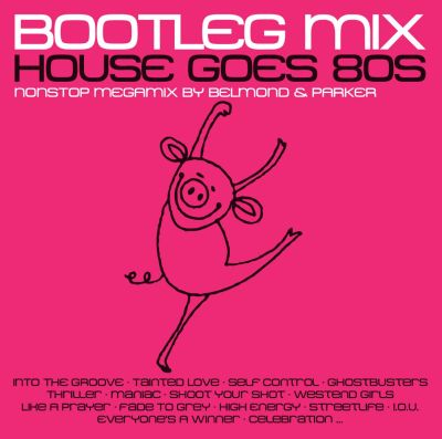 House goes 39 80s bootleg mix various artists songs for 80s house music hits