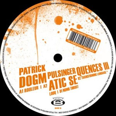 Dogmatic-Sequences, Vol. 3
