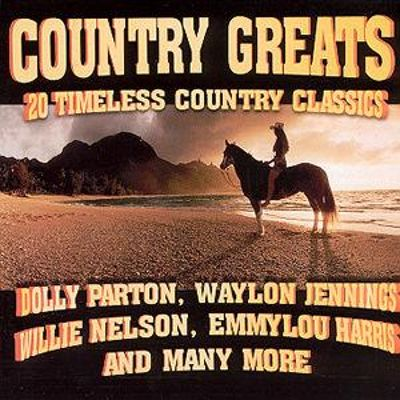 Country Greats [Time Music]