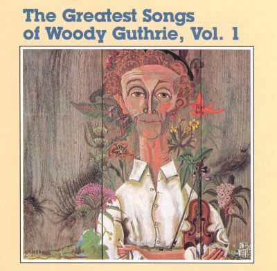 Woody Guthrie Drawings Songs of Woody Guthrie