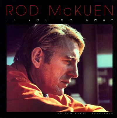 Rod McKuen if you go away