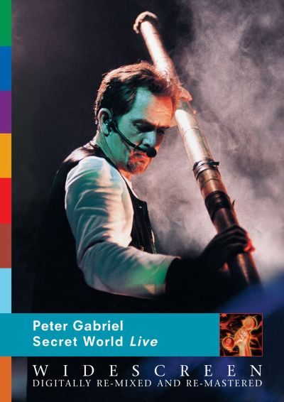 Secret World Live [VHS/DVD/Blu-Ray]