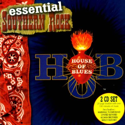 House of blues essential southern rock various artists for Essential house music