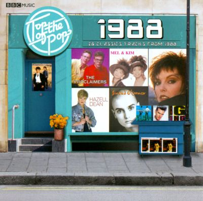Top of the pops 1988 various artists songs reviews for Best songs of 1988