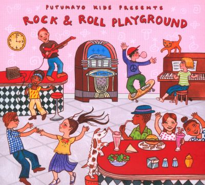 Kid Friendly Rock And Roll Songs