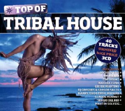 Top of tribal house various artists songs reviews for Tribal house songs