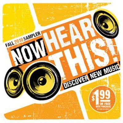 Now Hear This: Fall 2010