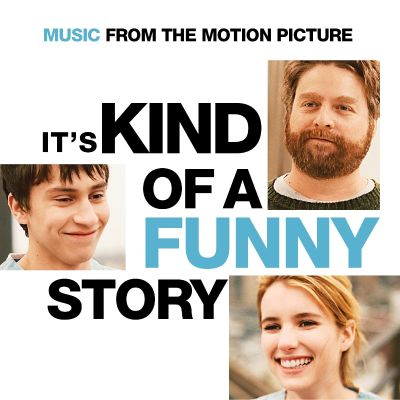Its Kind of a Funny Story Movie Trailer (HD)