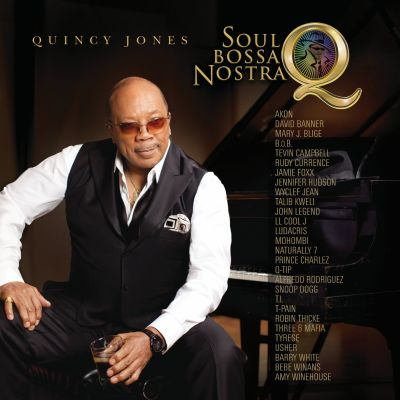 Q: Soul Bossa Nostra - Quincy Jones | Songs, Reviews, Credits ...