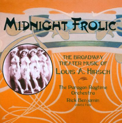 Midnight Frolic - by Rick Benjamin & the Paragon Ragtime Orchestra