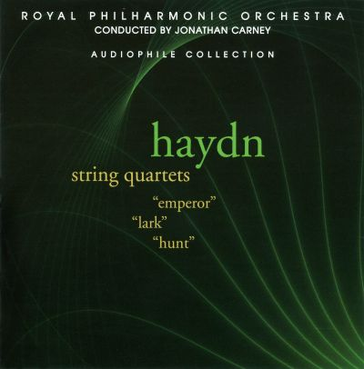 Haydn: String Quartets Nos. 1, 3 & 5 - Members of the Royal .