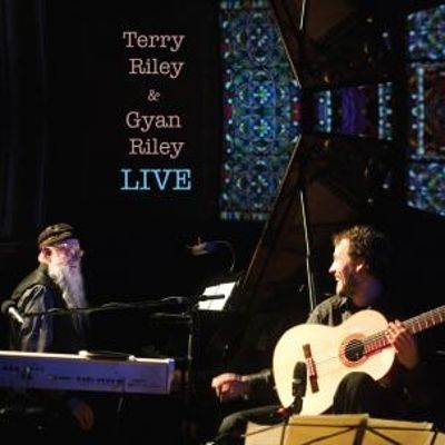 Terry Riley and Gyan Riley Live