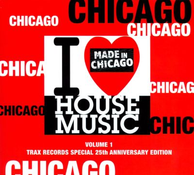 I love chicago house music vol 1 various artists for Chicago house music songs