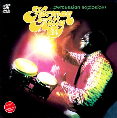 Herman Kelly Life Dance To The Drummer Beat