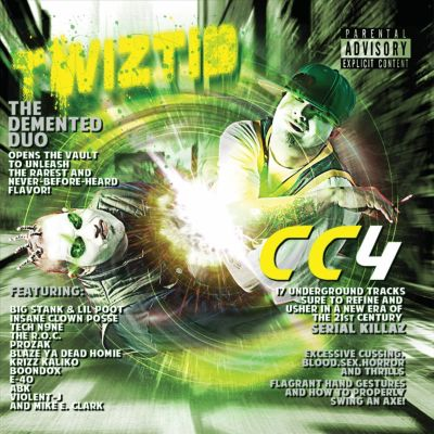 cryptic collection vol 4 twiztid songs reviews