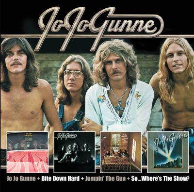 Jo Jo Gunne - Jumpin' The Gunne
