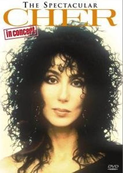 The Spectacular Cher: In Concert [DVD]