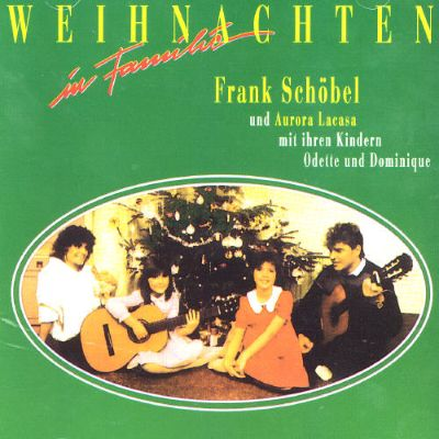 weihnachten in familie frank sch bel songs reviews. Black Bedroom Furniture Sets. Home Design Ideas