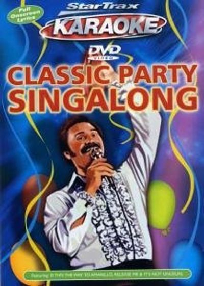 Classic Party Singalong [DVD]