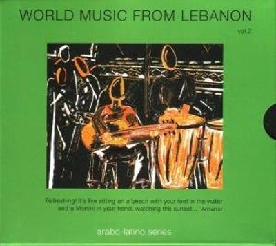 World Music from Lebanon, Vol. 2
