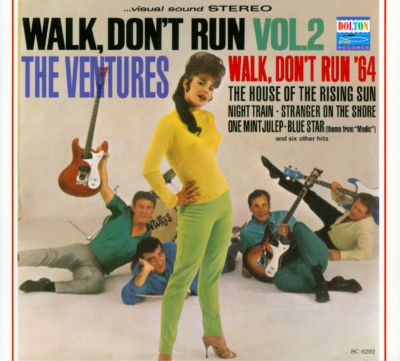 Ventures Walk Don't Run Walk Don't Run Vol 2