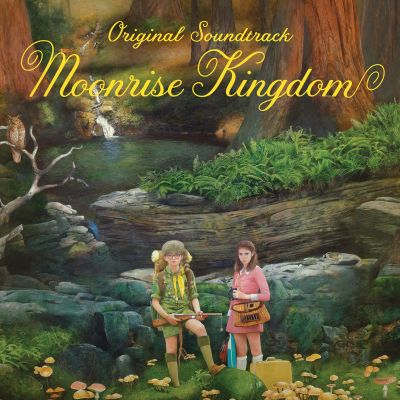 Moonrise Kingdom, film score