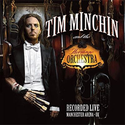 Tim minchin the heritage orchestra recorded live for Heritage orchestra