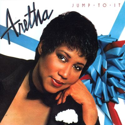 Aretha Franklin - Jump to It (studio acapella)