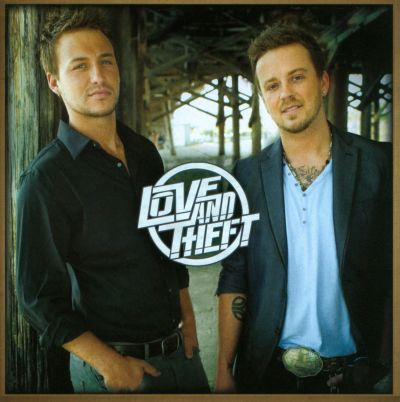 Love and Theft [sound recording]