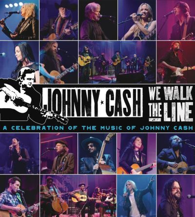 We Walk the Line: A Celebration of the Music of Johnny Cash - Various Artists | Songs, Reviews ...