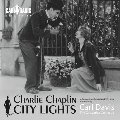 City Lights, film score