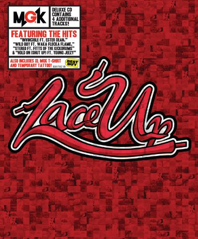 lace up mgk facebook covers  Lace Up [Best Buy Exclusive]