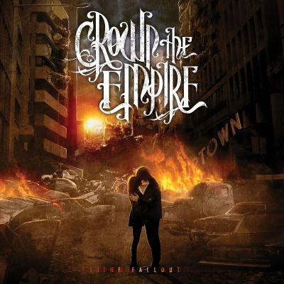 Crown The Empire The Fallout Album Art The Fallout