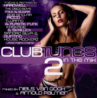 Various - Clubtunes On DVD 8