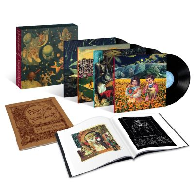 Mellon Collie and the Infinite Sadness  4-LP Deluxe Box Set Mellon Collie And The Infinite Sadness Back