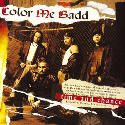 time and chance color me badd songs reviews credits