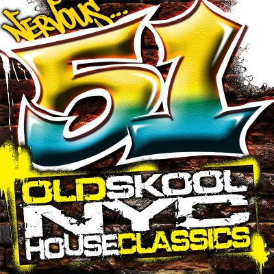 51 old school nyc house classics various artists songs for Old school house classics