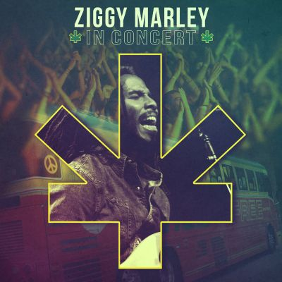 Ziggy Marley in concert [sound recording]