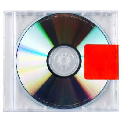 Yeezus [sound recording]