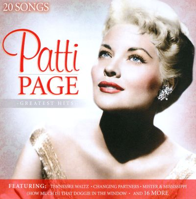 greatest hits patti page songs reviews credits
