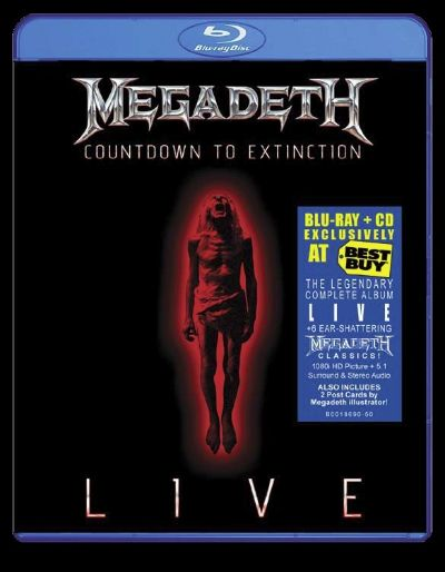 countdown to extinction live best buy exclusive