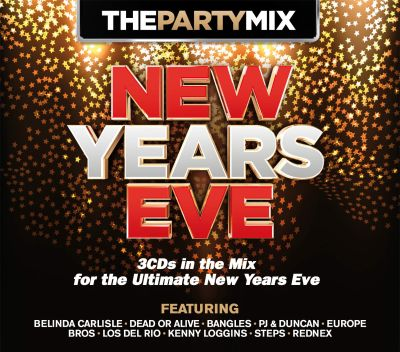 The Party Mix: New Years Eve - Various Artists | Songs, Reviews ...