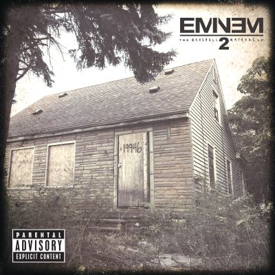The Marshall Mathers LP2. 2 [sound recording]