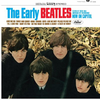 Beatles Early Singles The Early Beatles