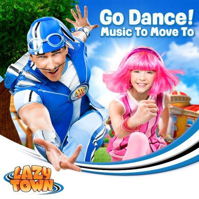 Amazon.com: LazyTown: Welcome To LazyTown: Magnus …